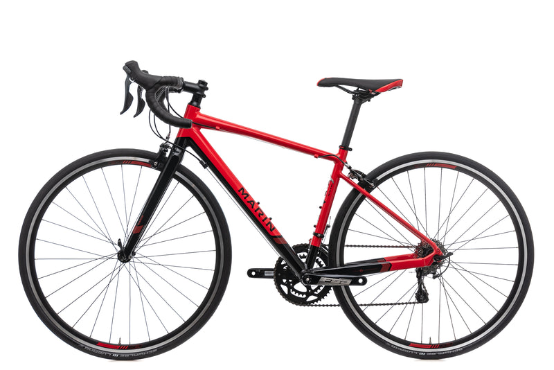 Marin Argenta Elite Road Bike - 2018, 47cm non-drive side