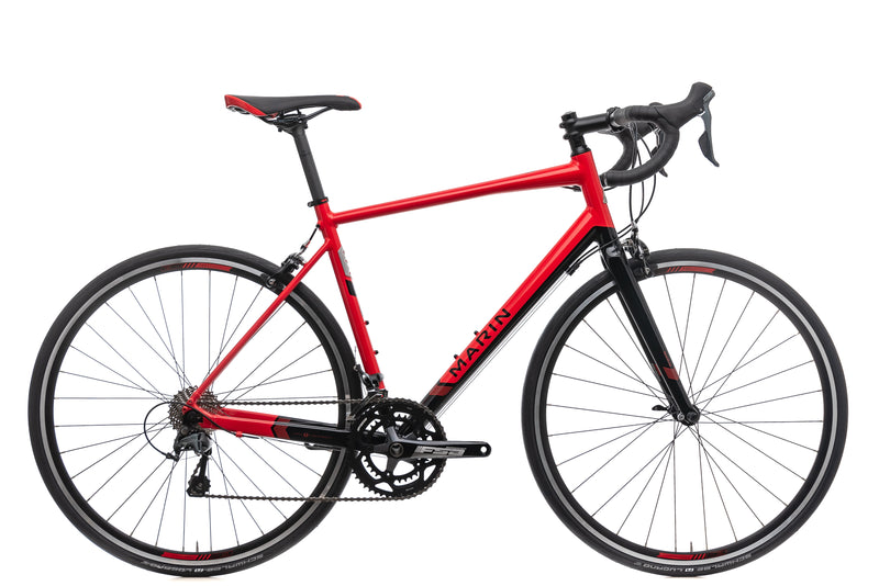 Marin Argenta Elite Road Bike - 2018, 56cm drive side