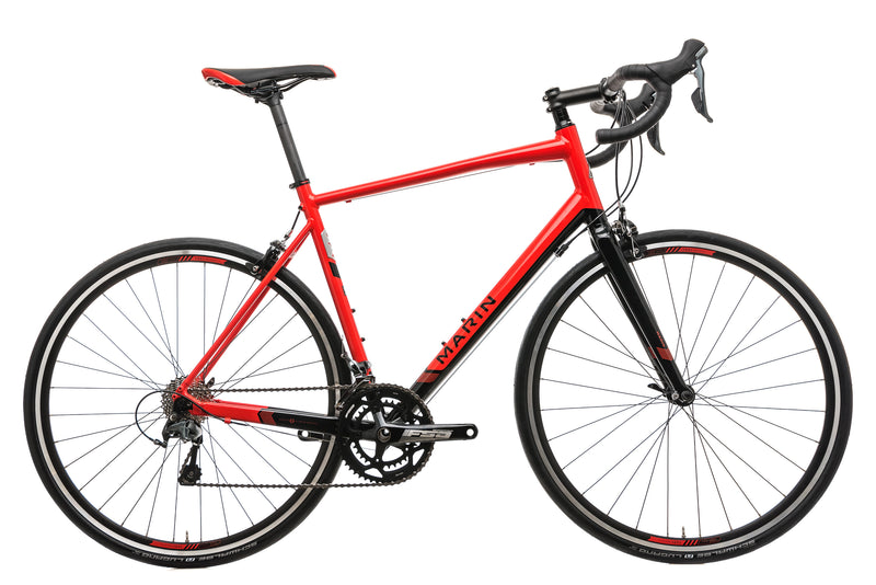 Marin Argenta Elite Road Bike - 2017, 58cm drive side