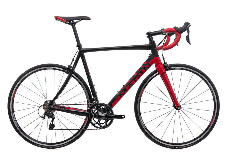 Marin Stelvio Comp Road Bike - 2016, 58cm drive side