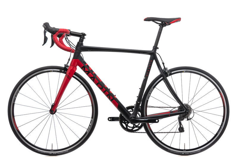 Marin Stelvio Comp Road Bike - 2016, 58cm non-drive side