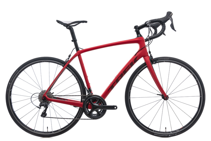 Trek Domane SL6 Pro 56cm Bike - 2017 drive side
