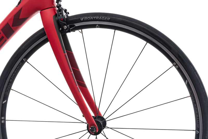Trek Domane SL6 Pro 56cm Bike - 2017 front wheel