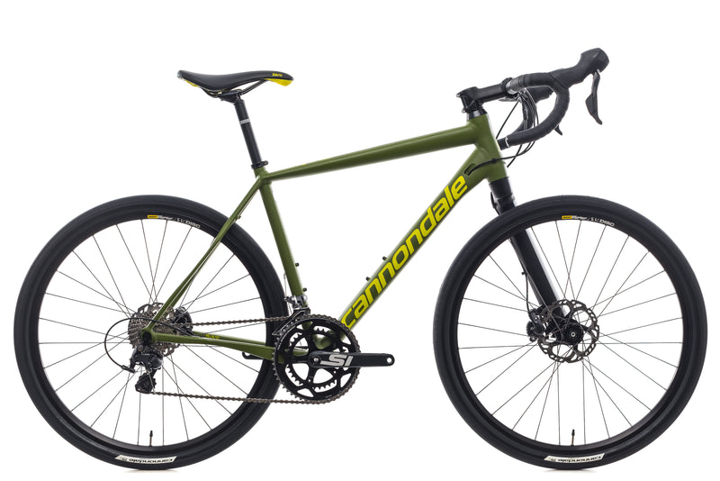 Cannondale Slate 105 Large Bike - 2017 drive side