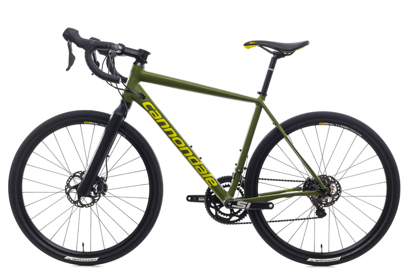 Cannondale Slate 105 Large Bike - 2017 non-drive side