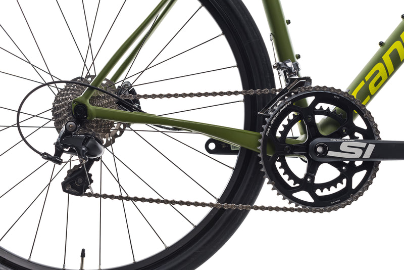 Cannondale Slate 105 Large Bike - 2017 drivetrain