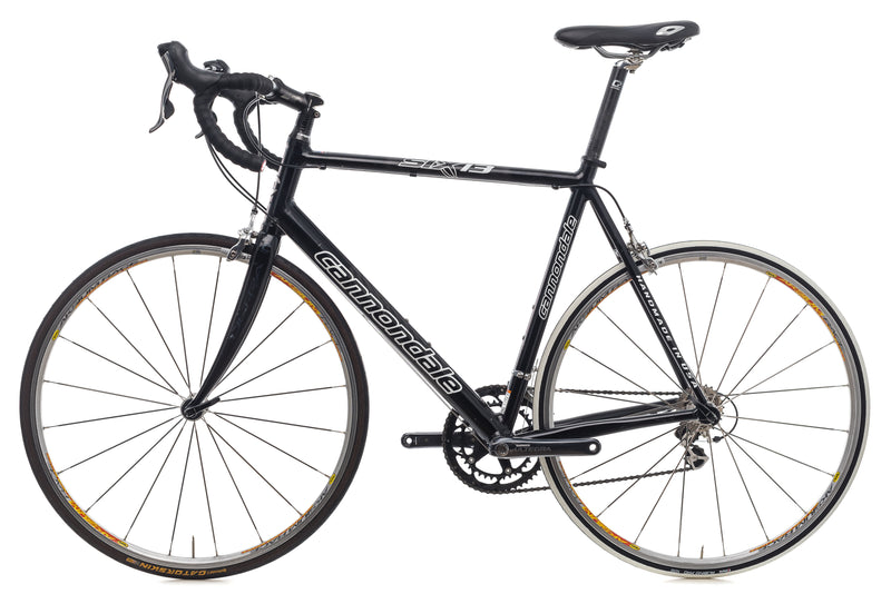 Cannondale Six 13 59cm Bike - 2005 non-drive side