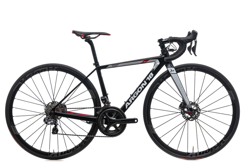Argon 18 Gallium Pro Disc Road Bike - 2018, XX-Small drive side