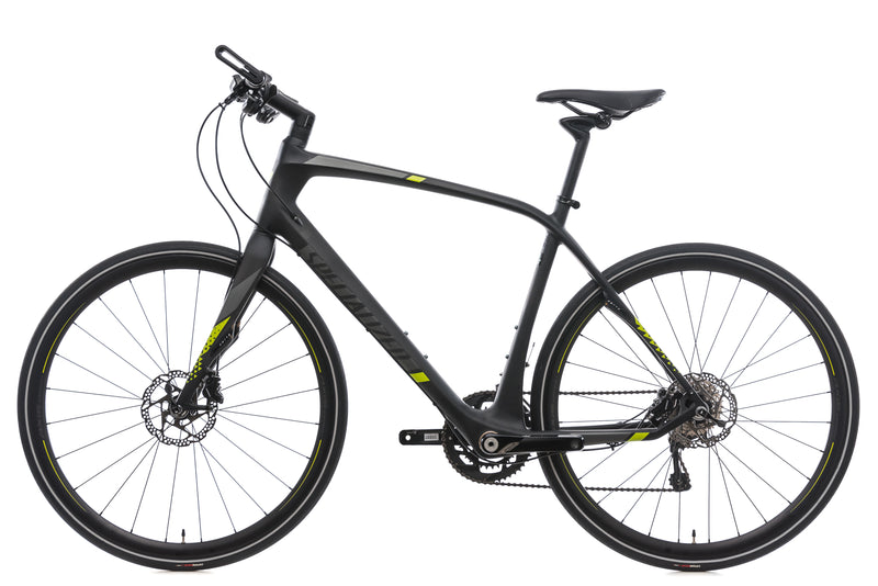 Specialized Sirrus Expert Carbon Large Bike - 2017 non-drive side