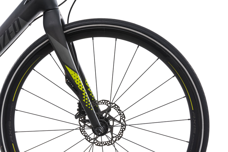 Specialized Sirrus Expert Carbon Large Bike - 2017 front wheel