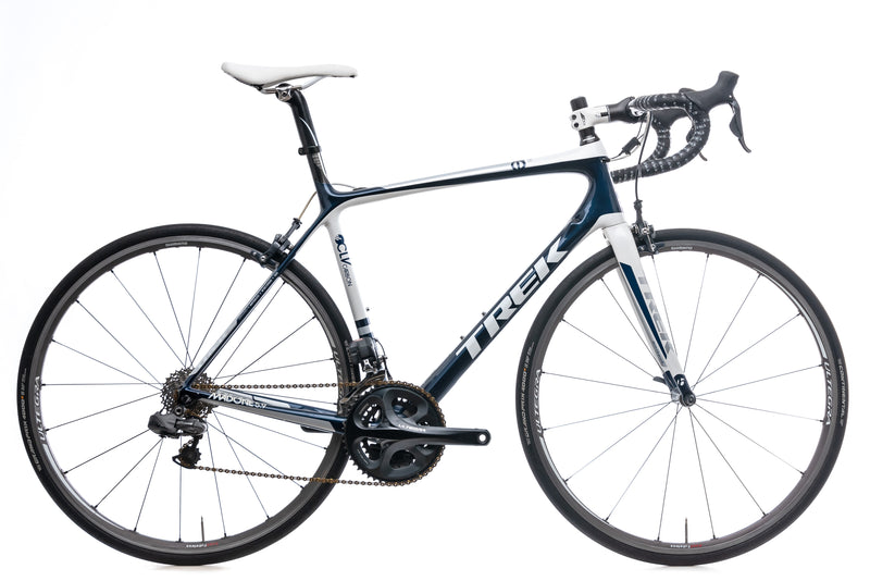Trek Madone 5.9 H2 56cm Bike - 2012 drive side