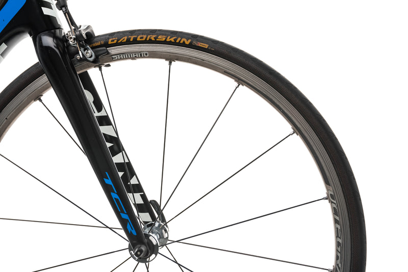 Giant TCR Advanced SL 0 Road Bike - 2013, Large front wheel