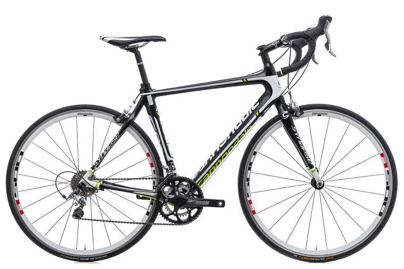 Cannondale Synapse Carbon 6 54cm Bike - 2013 drive side