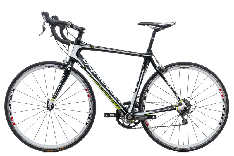 Cannondale Synapse Carbon 6 54cm Bike - 2013 non-drive side