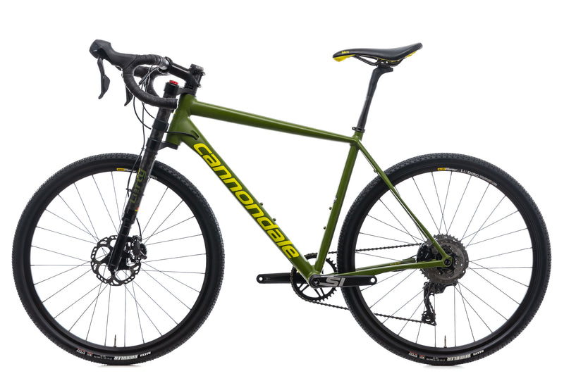 Cannondale Slate Large Bike - 2017 non-drive side