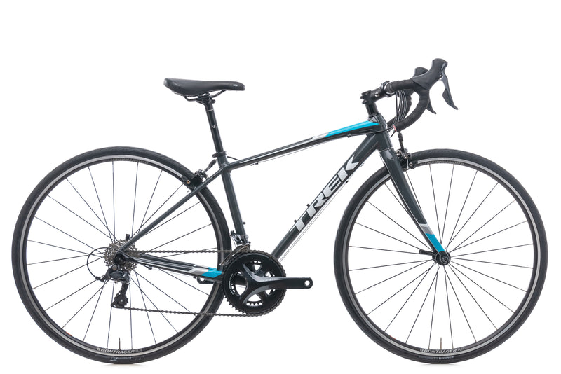 Trek Domane AL 3 47cm Womens Bike - 2017 drive side