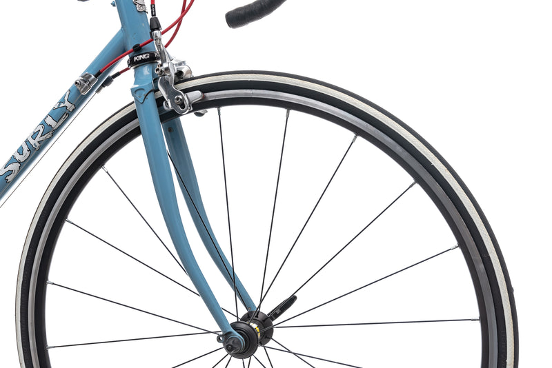 Surly Pacer 56cm Bike - 2012 front wheel