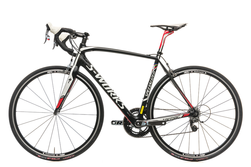 Specialized S-Works Tarmac SL4 Road Bike - 2012, 56cm non-drive side