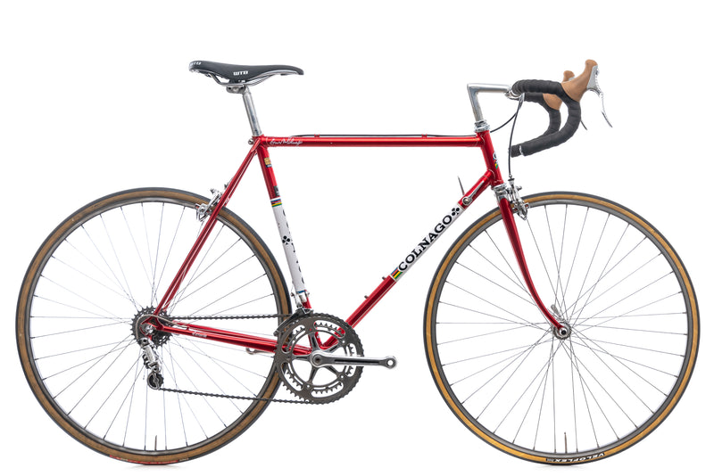 Colnago Mexico 56cm Bike - 1984 drive side