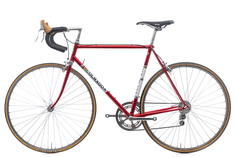 Colnago Mexico 56cm Bike - 1984 non-drive side