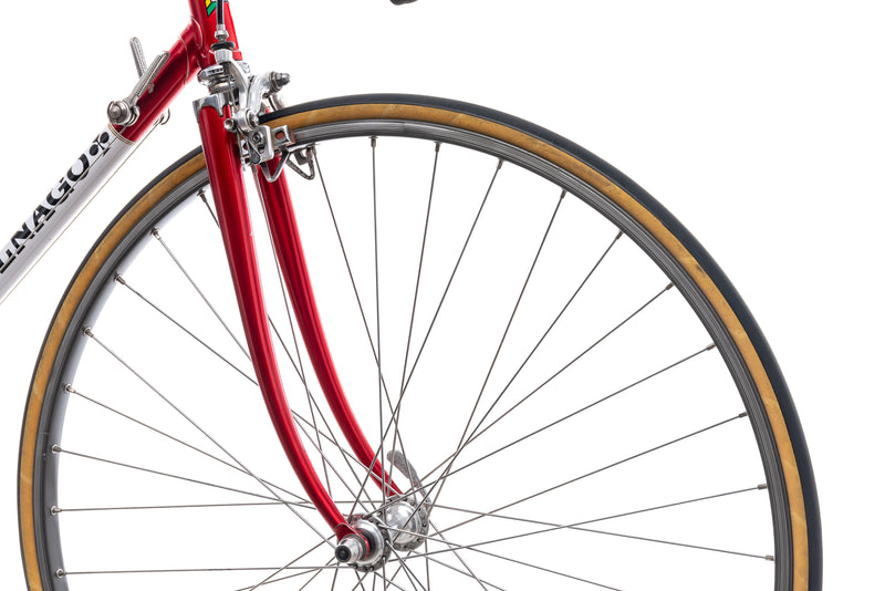 Colnago Mexico 56cm Bike - 1984 front wheel
