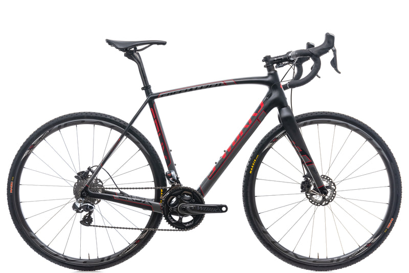 Specialized S-Works Crux 56cm Bike - 2015 drive side