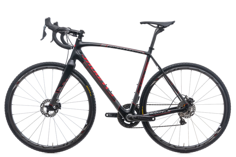 Specialized S-Works Crux 56cm Bike - 2015 non-drive side