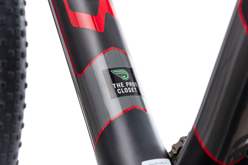 Specialized S-Works Crux 56cm Bike - 2015 sticker