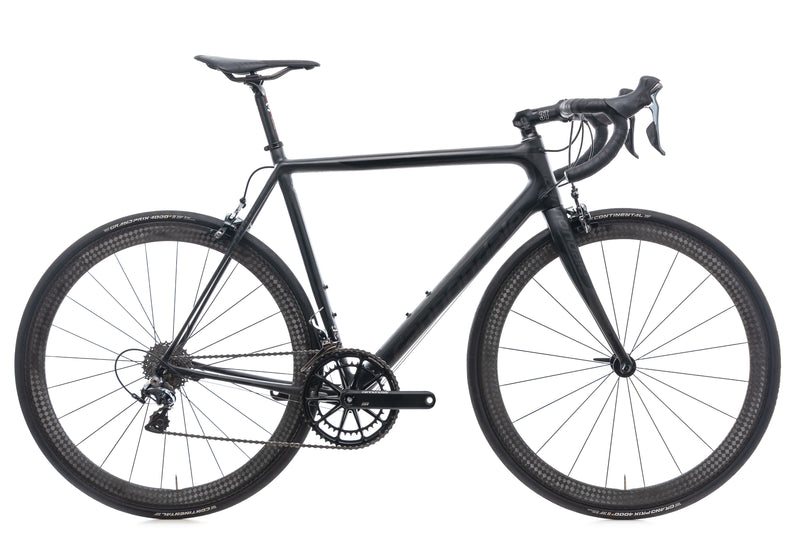 Cannondale SuperSix EVO Hi-MOD 56cm Bike - 2015 drive side