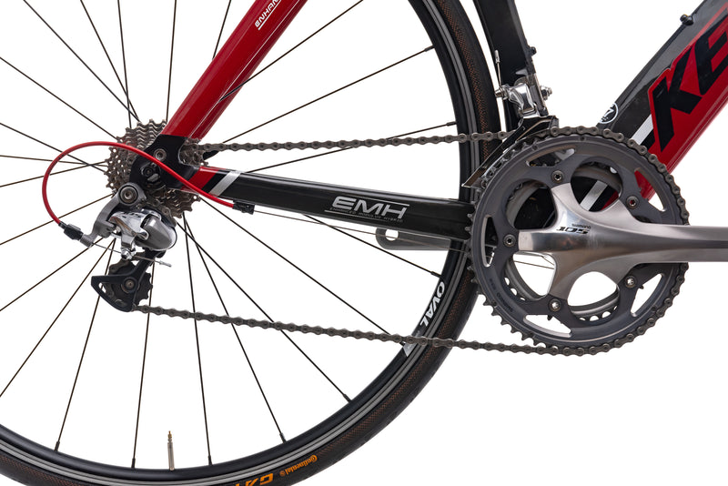 Kestrel Talon 57cm Bike - 2011 drivetrain