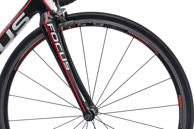 Focus Cayo Evo 2.0 X-Small Bike - 2014 front wheel