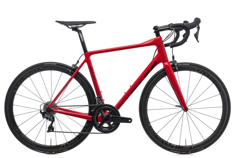 Parlee Altum Custom Road Bike - 2017, Med/Large drive side