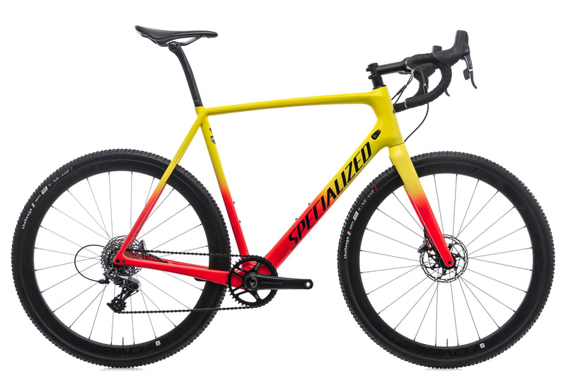 Specialized CruX Expert 61cm Bike - 2019 drive side