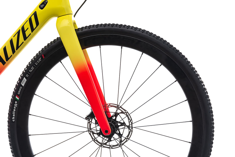 Specialized CruX Expert 61cm Bike - 2019 front wheel