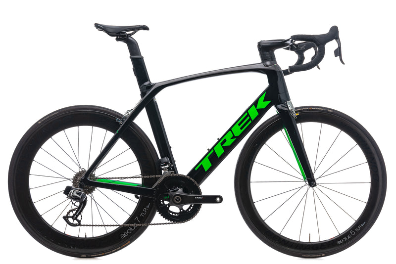 Trek Madone 9 Series Project One Road Bike - 2018, 58cm drive side