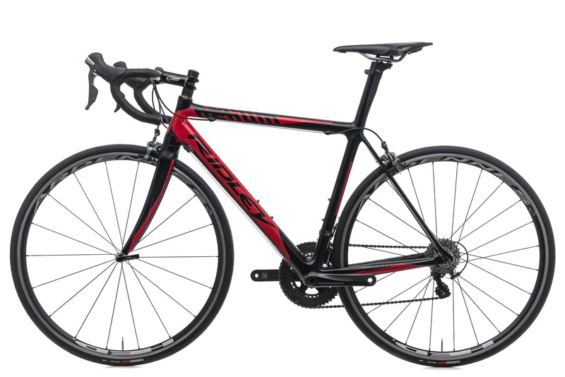 Ridley Helium 1306B Ultegra Small Bike - 2013 non-drive side