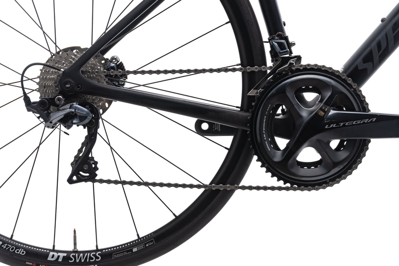 Specialized Tarmac Disc Comp 54cm Bike - 2019 drivetrain
