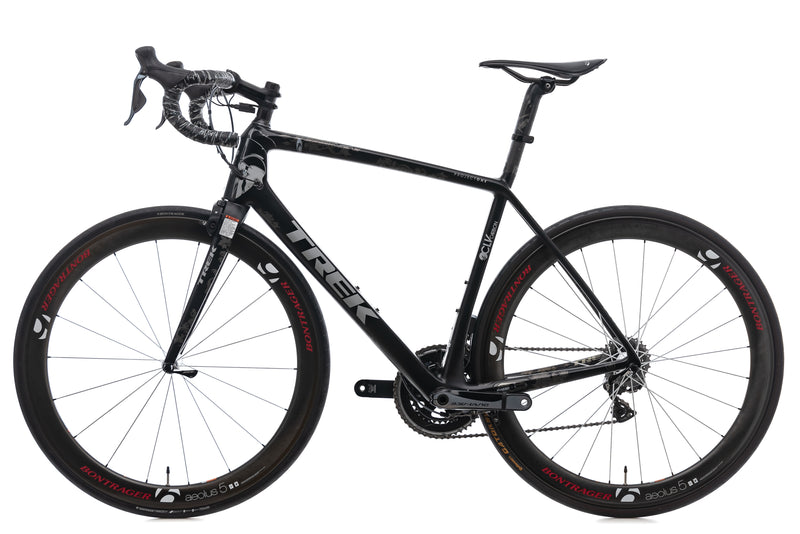 Trek Madone 7 Spartacus Project One 56cm Bike - 2014 non-drive side
