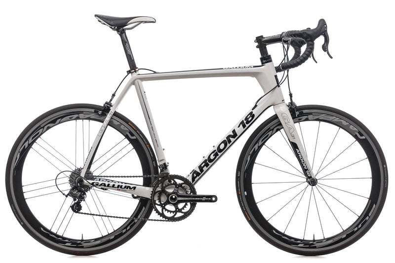 Argon 18 Gallium Road Bike - 2012, X-Large drive side