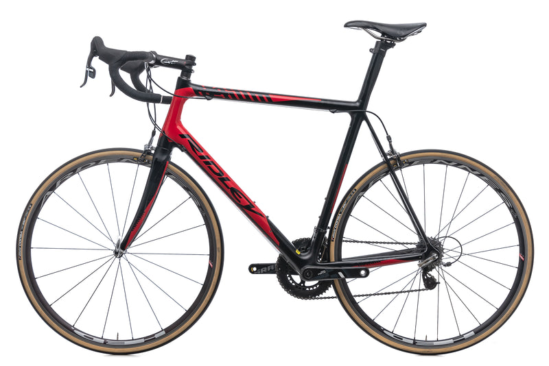 Ridley Helium Road Bike - 2013, X-Large non-drive side