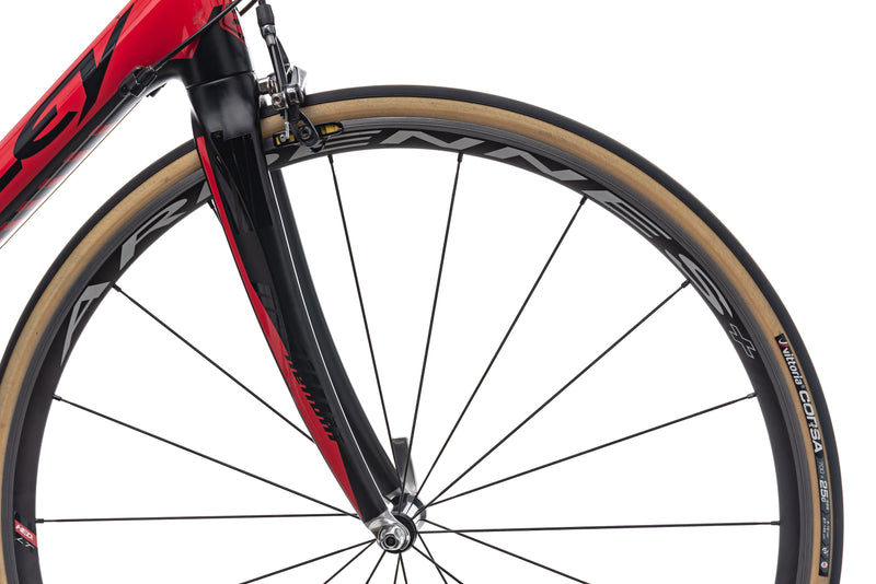 Ridley Helium Road Bike - 2013, X-Large front wheel