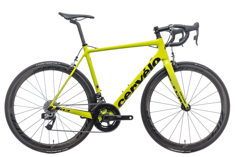 Cervelo R3 Road Bike - 2018, 56 cm drive side