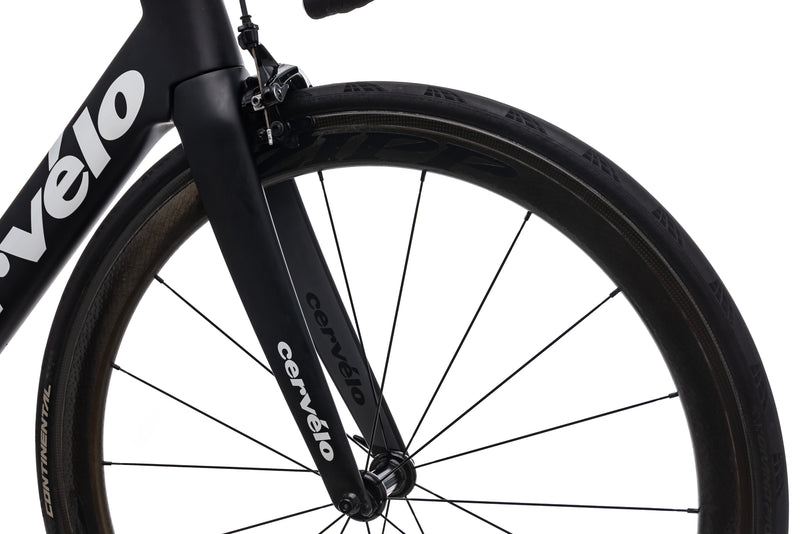 Cervelo S5 Road Bike - 2015, 56cm front wheel