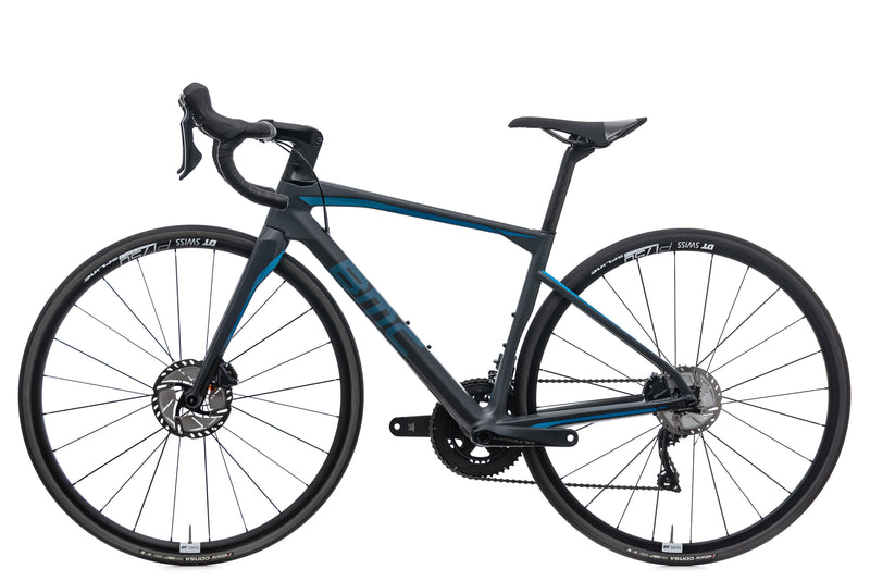 BMC Roadmachine 01 Four 47cm Bike - 2018 non-drive side