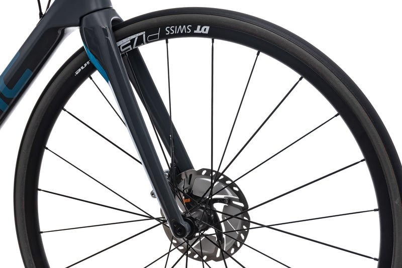 BMC Roadmachine 01 Four 47cm Bike - 2018 front wheel