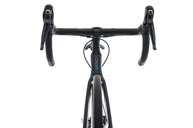 BMC Roadmachine 01 Four 47cm Bike - 2018 cockpit