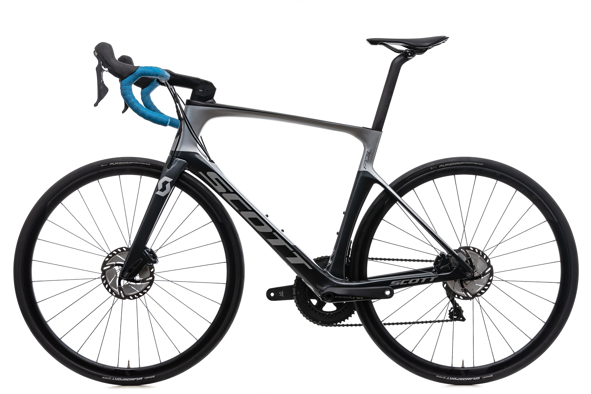Scott Foil 20 Disc Road Bike - 2019, 56cm non-drive side