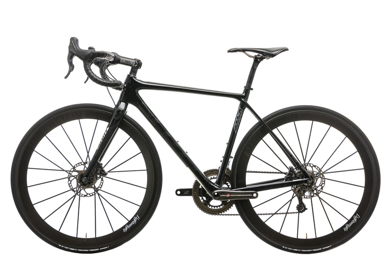 Scott Addict Premium Disc Road Bike - 2017, Small non-drive side