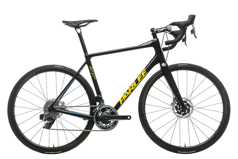 2019 Parlee Altum Disc Road Bike - 2019, Med/Large drive side