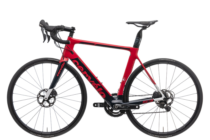 Cervelo S3 Disc Road Bike - 2018, 56CM non-drive side